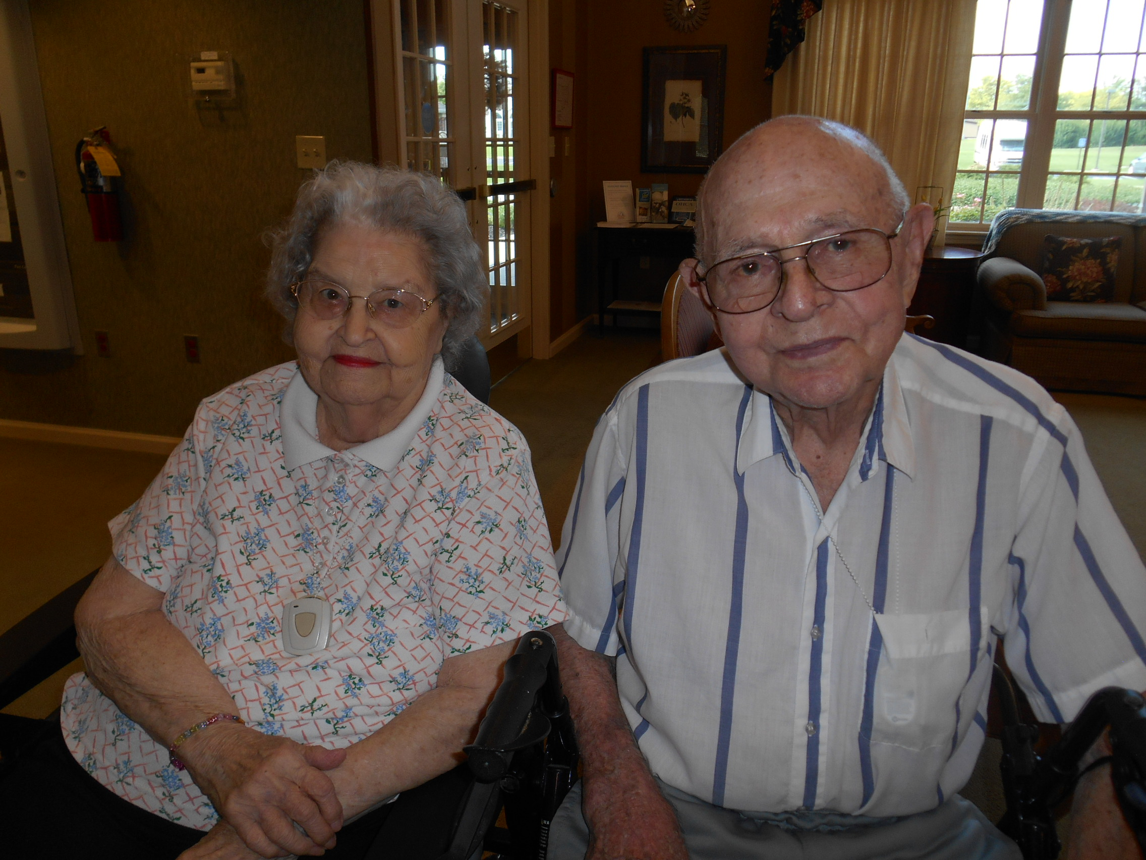 married residents